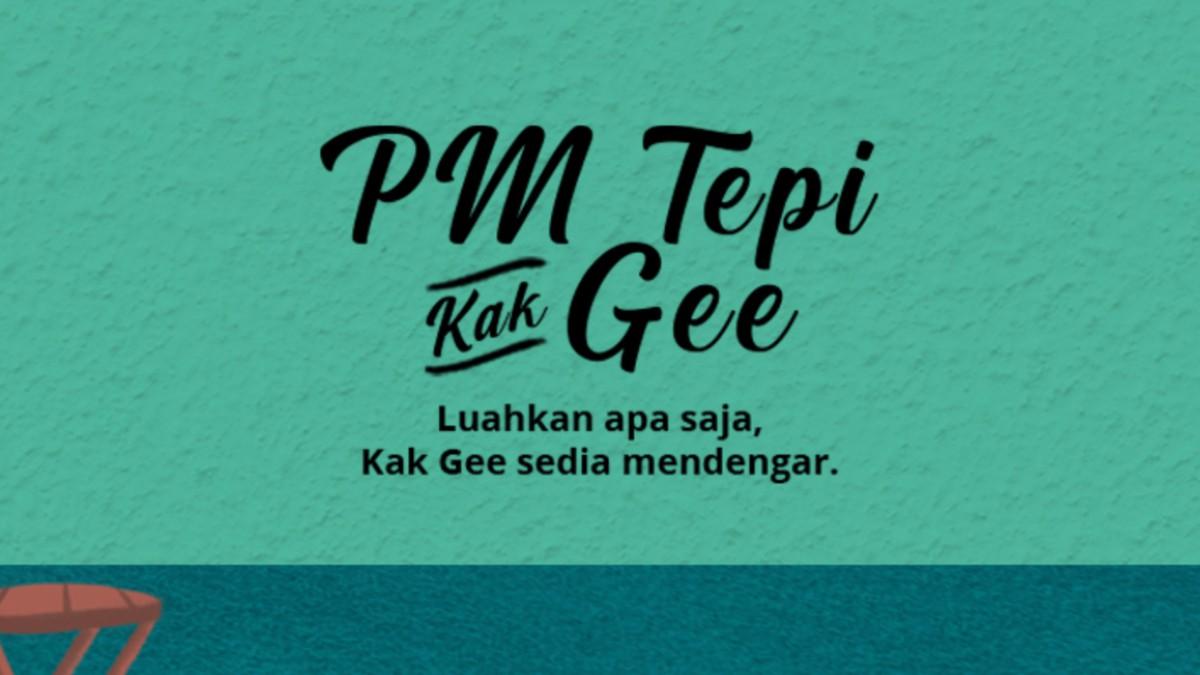 #PMTepiKakGee | Gempak